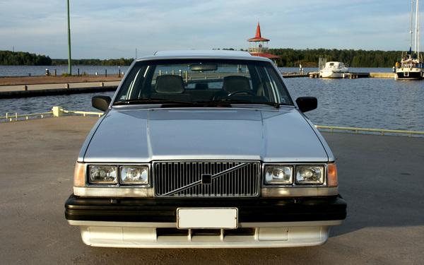 1987 Volvo 740 GLE Volvo, 740, Old, Авто, Классика, Длиннопост