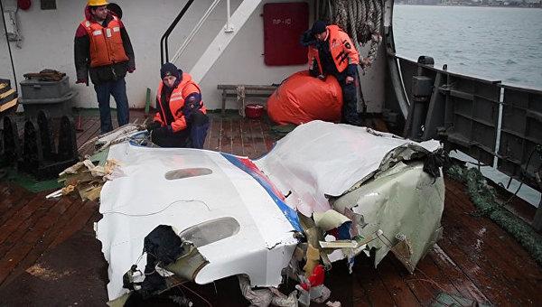 Министр транспорта заявил о нештатной работе техники на борту Ту-154 события, Политика, Россия, Сочи, Ту-154, Крушение, причина, РИА Новости