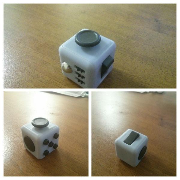 Fidget Cube подарочек на Новый год Fidget Cube, Стресс, Безделушки, Гифка, Длиннопост