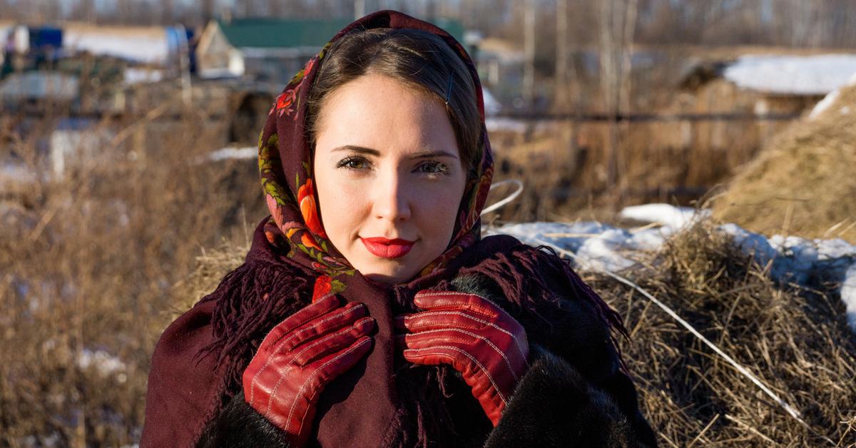 Русские бабы в селе смотреть онлайн 2