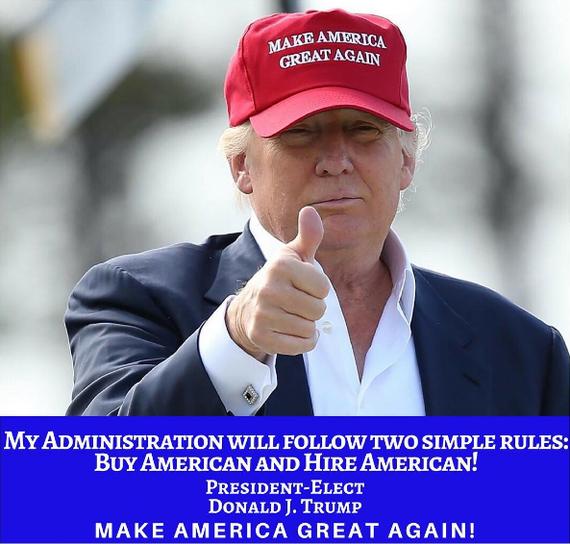Трамп озвучил два главных принципа своей политики. Политика, Трамп, США, Обама