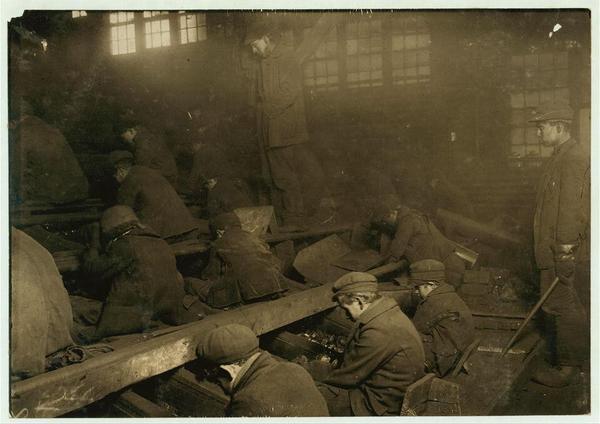 Как менялись условия труда: 20 часов за станком и дети в шахтах. Копипаста, О труде, Длиннопост