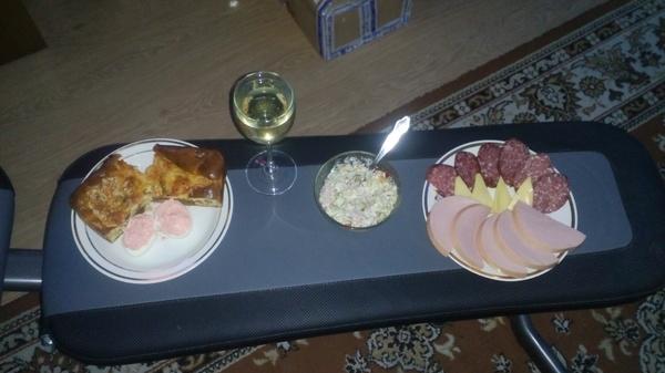 Мой новогодний стол Новый Год, 2017, Шампанское, Праздники
