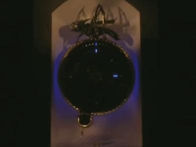 Corpus Clock - удивительные механические часы Механизм, Часы, Время, Интересное, Красивое, Гифка