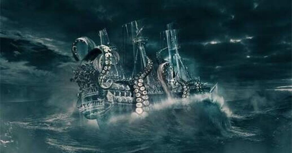 век картинки пираты карибского моря кракен этот бьюти-аксессуар выпускается