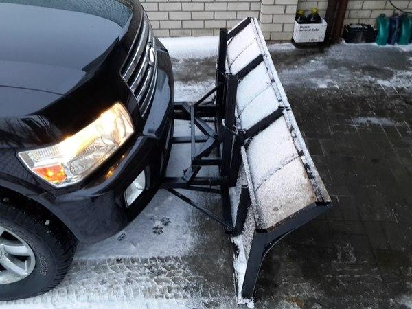 тему снежный отвал для авто металлические гофрированные конструкции