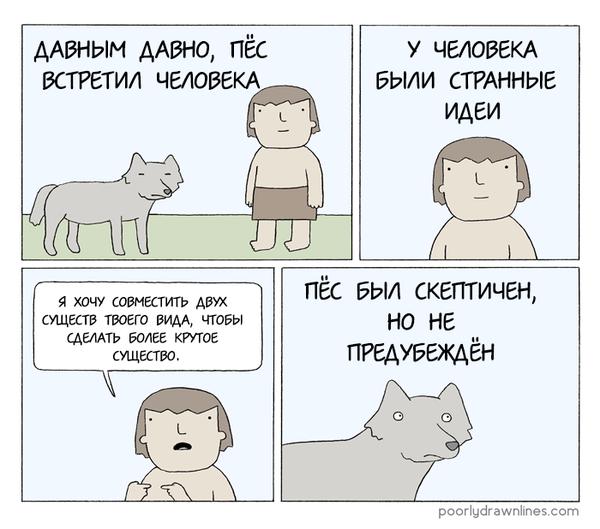 Пёс и Человек