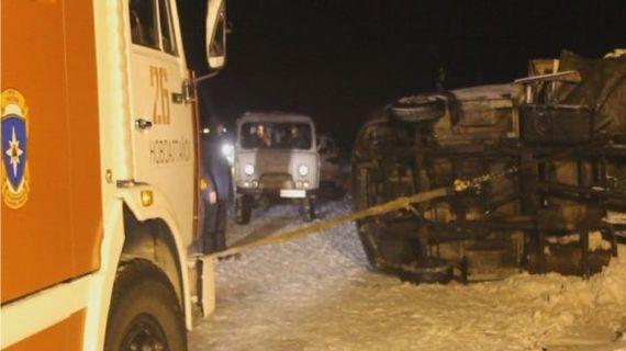На Алтае в результате массового ДТП погибли три человека Алтай, Авария, ДТП, Чуйский тракт, Видео
