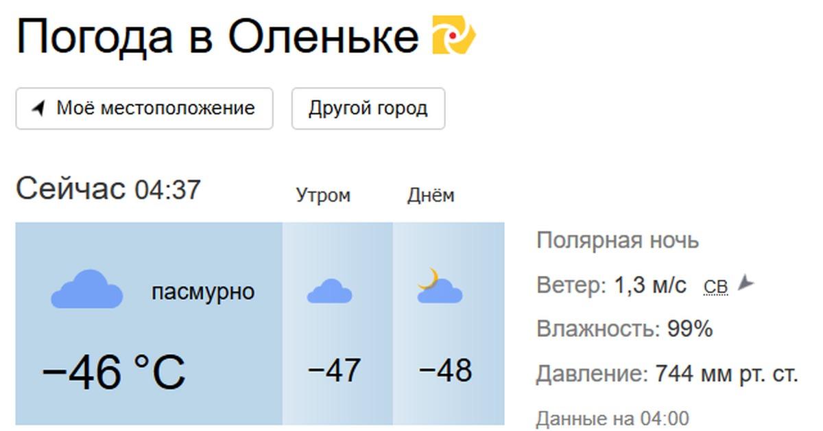 Погода поблизости