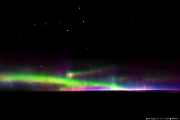 Из окна самолета фотография, планета Земля, длиннопост, из интернета
