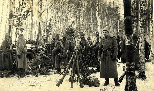 К столетию Рождественских боев. Первая мировая война, Рождественские бои, Длиннопост