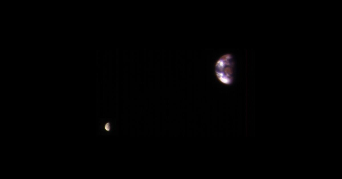 earth from mars - 1334×667