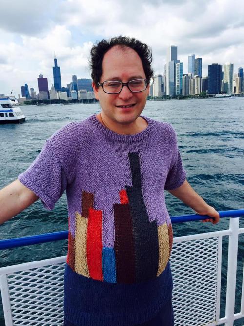 У этого парня есть свитер на все случаи жизни :) длиннопост, фото, свитер