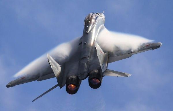 Новый, легкий, фронтовой Авиация, самолет, Авиация и Техника, Авиация РФ, новости, МиГ-35, техника, испытания, длиннопост