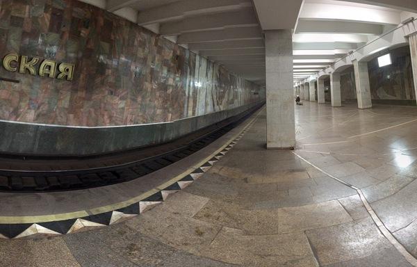 Станция метро Комсомольская Нижний Новгород, Метро