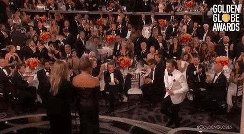 Золотой Глобус 2017: Обзор церемонии золотой глобус, церемония вручения, актеры, награждение, фильмы, сериалы, гифка, длиннопост