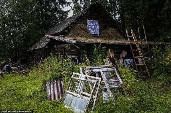 Жизнь в деревне Ассорино. Костромская область. Костромская область, Фото, деревня, длиннопост