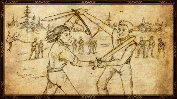 Немного иллюстраций к книжке Криса Метцена о славном Тирионе. Тирион Фордринг, иллюстрации, арт, длиннопост
