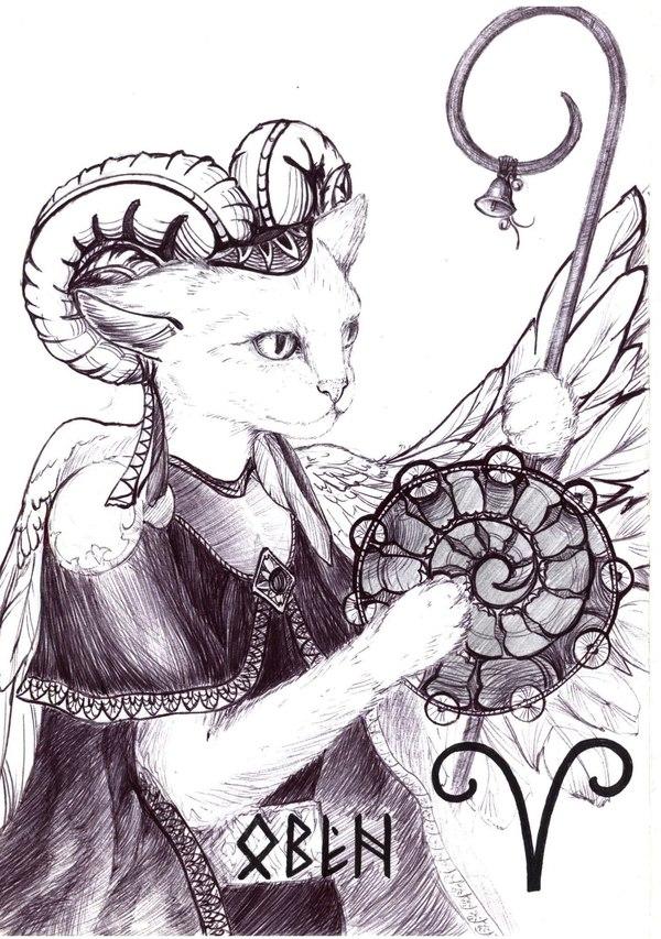 твой знак зодиака бог или дкмон
