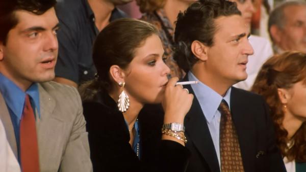 Электронные сигареты в 80-х Текст, Укрощение строптивого, Электронные сигареты
