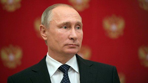 Путин рассказал, что его работа в КГБ была связана с нелегальной разведкой События, Политика, Путин, КГБ, Разведка, Нелегально, Удачи, РИА Новости