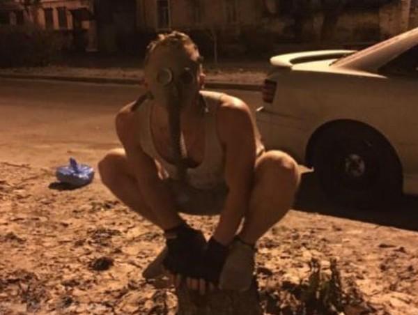 Снорки замечены в Новочеркасске снорк, сталкер, Обколются своей марихуаной, видео