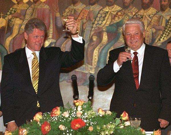 Пустая мечта о пьяной России Россия, Путин, Клинтон, Борьба с алкоголизмом, Ельцин, Длиннопост, Политика