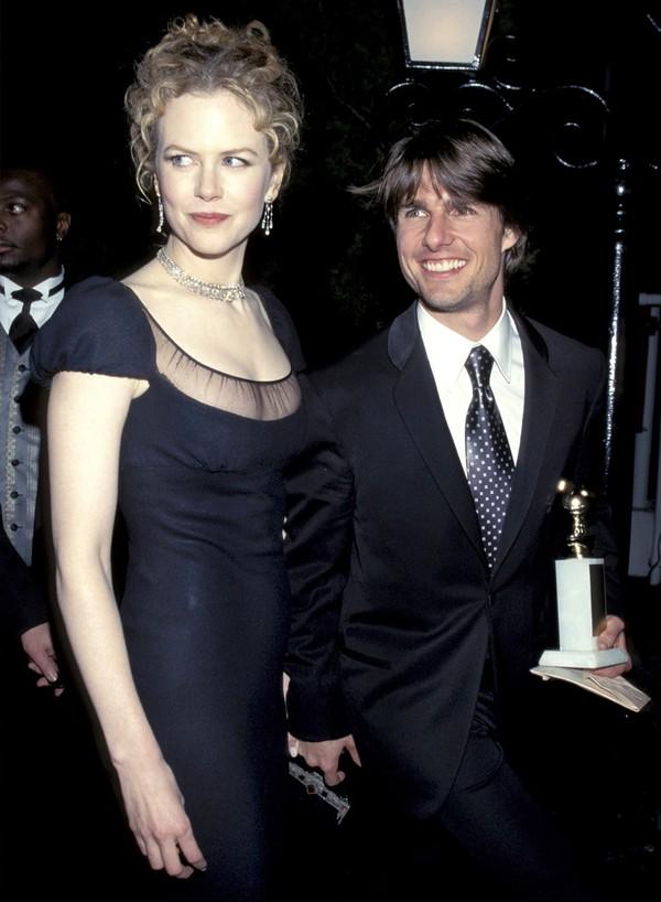 Как вчера было. «Золотой глобус» в 1997 году. Золотой глобус, Мадонна, Том круз, Николь Кидман, Джордж Клуни, и другие, esquire, знаменитости, длиннопост