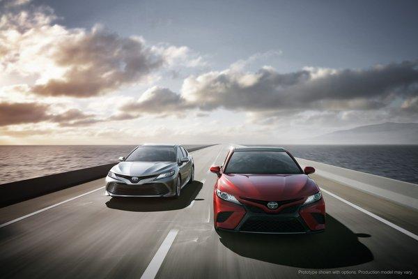 Toyota полностью переделала Camry для американского рынка Авто, Dromru, Toyota, Toyota camry, Видео, Длиннопост