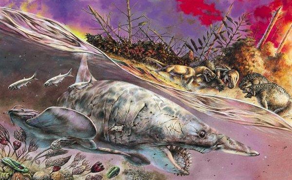 Пермское вымирание и его роль для нас. Ssynapsid, палеонтология, Лига биологов, пермское вымирание, терапсиды, диапсиды, млекопитающие, длиннопост