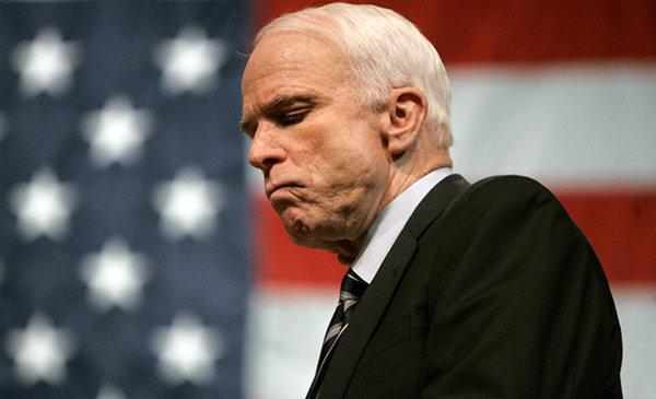 Маккейн признал за Россией роль главного игрока на Ближнем Востоке Политика, Россия, Путин, США, Ближний восток, Маккейн, Лидерство