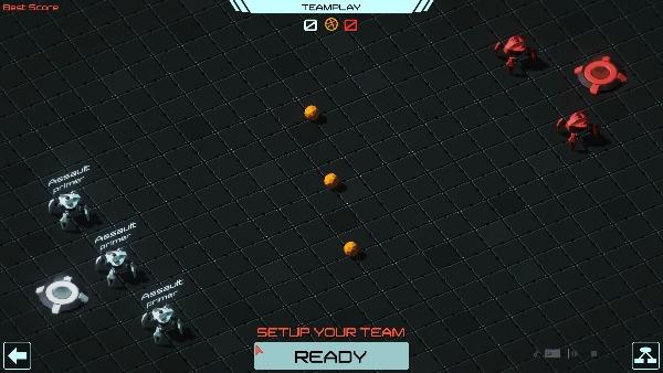 Любопытная игра про управление боевыми ботами Gladiabots, Игры, Игры на PC, Игры на Android, Бесплатные игры, Альфа-Тест, Блок-Схемы, Боты, Гифка, Длиннопост