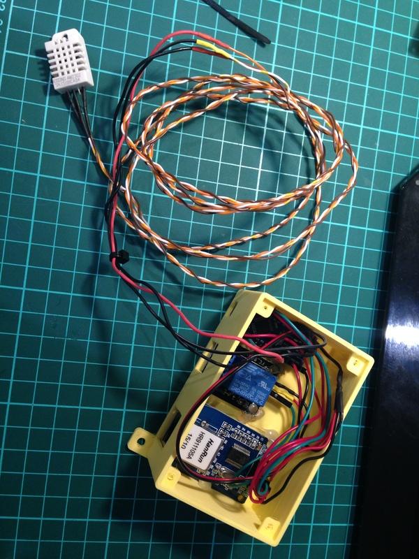 Как я делал удаленное управление теплом в гараже. Гараж, Мастерская, Arduino, Удаленный доступ, Скетч, Длиннопост