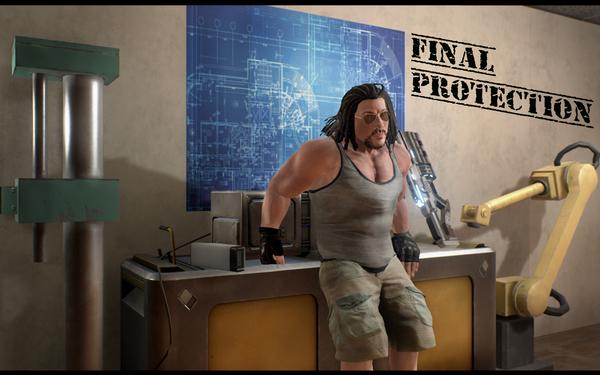 Final Protection – герои, сеттинг, сюжет и всё-всё-всё. Компьютерные игры, Инди, Разработка, Разработка игр, Unreal engine 4, Dev, Gamedev, Изометрия, Длиннопост