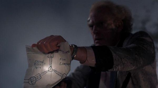 Доктор Кто. Пара небольших отсылок. Доктор кто, Назад в будущее, Star wars, Пасхалка, S9e10