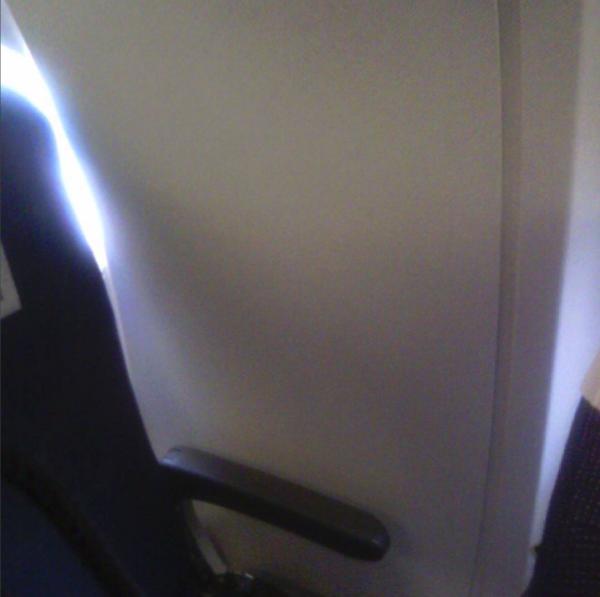 Как я выбрал место у окна Самолет, Электронная регистрация, Место у окна