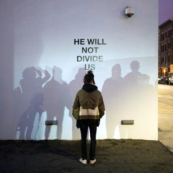 Очередной протест Шайа Лабаф, Трамп, дональд трамп, Выборы США, инаугурация, TJournal