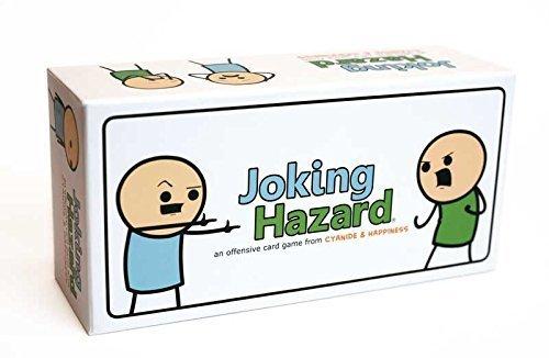 """Полностью переведенная игра """"Joking Hazard"""" от создателей """"Цианид и счастье"""" Cyanide and happiness, Настольная игра Пикабу, Перевод, Бесплатно!"""