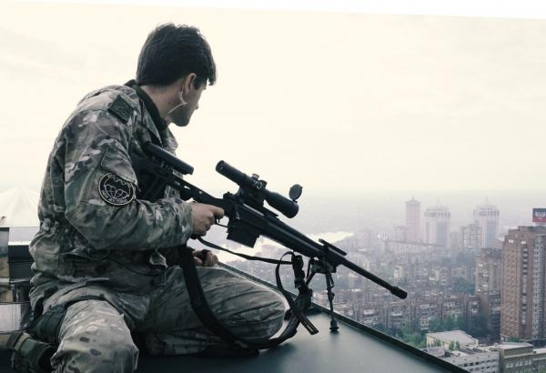 """Легендарный снайпер """"Деки"""" Деян Берич на лечении в Москве Донбасс, Война, Снайперы, Сербы, Братья, Ранение, Политика, Видео, Длиннопост"""