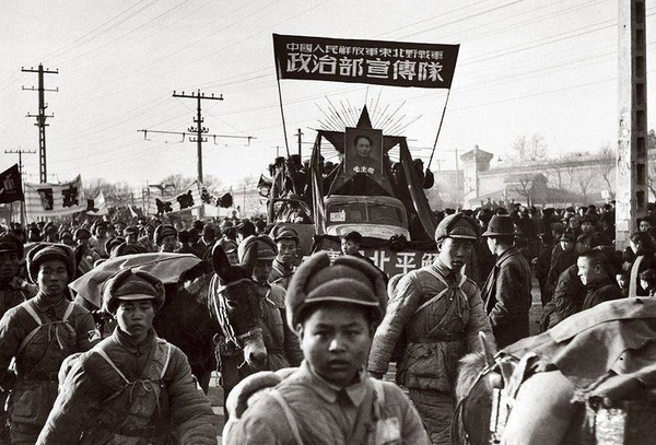 comparison between the chinese revolution of 1949 and the cuban revolution of 1959 Transcript of french revolution and chinese revolution by: abigail payton (1949) us forces land in inchon, north koreans driven back to chinese border ( 1950.