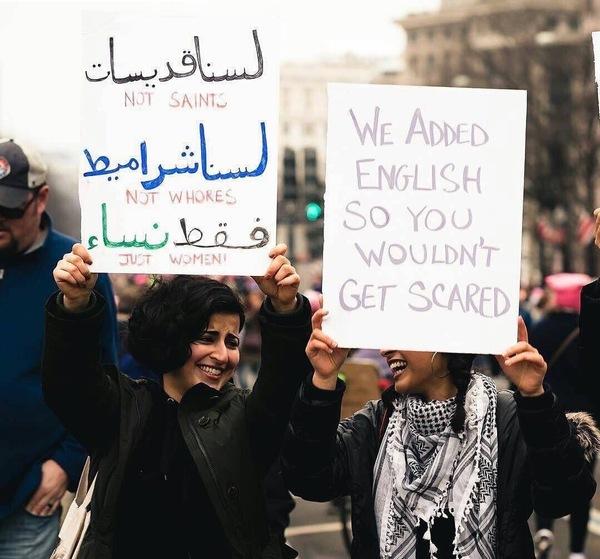 Немного самоиронии Фото, Митинг, Арабский язык, Самоирония, Улыбка