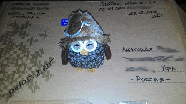 Замечательный подарок с Эстонии (Таллин) от тайной Снегурочки Обмен подарками, Эстония, Таллин, Вкусняшки, Новый Год, Длиннопост, Санкт-Петербург