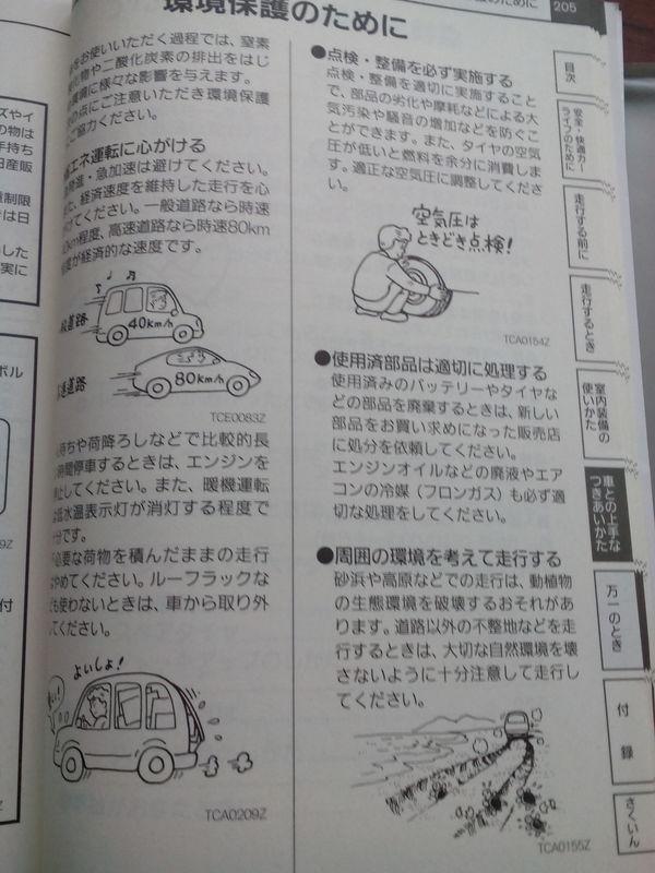 Инструкция по применению Черепаха, Японские автомобили, Инструкция, Длиннопост