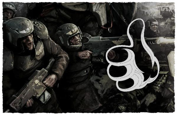 Regimental Standart. Мнение экспертов: Кадия никогда не падет warhammer, Warhammer 40k, regimental standart, Astra Militarum, перевод, длиннопост