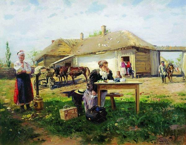 dreneyka-monara-gorodskuyu-telku-v-derevne-rizhenkuyu