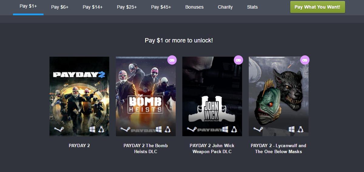 Бандл Steam игр  Limited Edition  Cubic Bundle