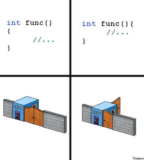 Стилистические Войны программистов ( Часть 2 ) Программирование, C++, Юмор, Длиннопост