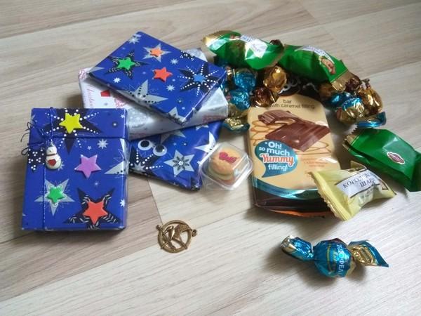 Подарок от Тайного Санты Обмен, Новогодний обмен, Обмен подарками, Подарок, Тайный Санта, Длиннопост