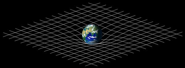 Лиге астрономов. 2 гипотезы. Астрономия, ОТО, Пространство и время, Искривление пространства