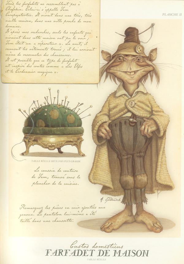 Сказочные существа Тони Ди Терлицци иллюстрации, рисунок, фентези, мифические существа, фантастические твари, эльфы, Феникс, книги, длиннопост